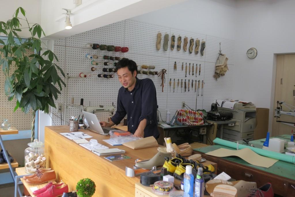 Image 18 - Kanazawa, bespoke shoemaker.