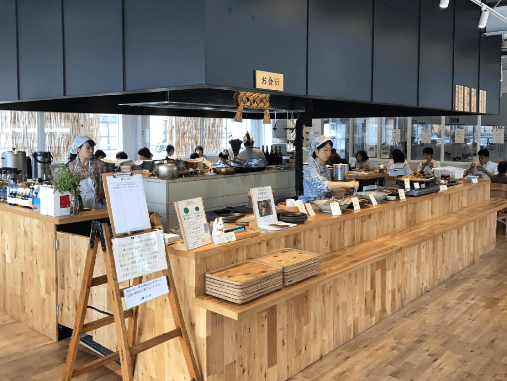 Image 19 - The Kamaya cafeteria.